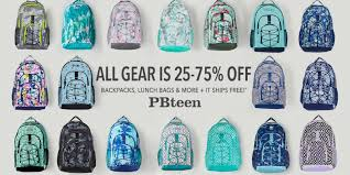Pottery Barn Teen Discount Code Pottery Barn Teen Takes Up To 75 Off Gear For Back To
