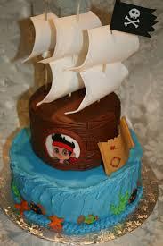 jake and the neverland pirates cupcake cake