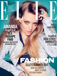 It U0027s A Cover Up by Amanda Seyfried Get The Cover Look
