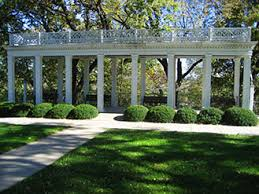 outdoor wedding venues omaha mt vernon garden gerald r ford birthplace and memorial park