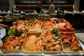 cuisine com seafood buffet ห องอาหาร cuisine unplugged pullman king