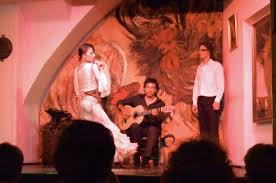 flamenco dancer u2013 seville spain the touch of sound