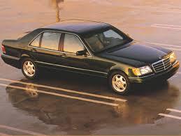 mercedes s class 1997 1997 mercedes s class overview cars com