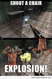 Games Meme - video game memes