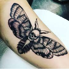 10 captivating moth tattoos tattoodo
