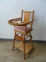 chaise haute poup e chaise haute ancienne en bois pour poupée https etsy com fr