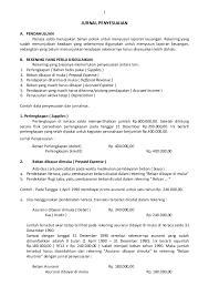 cara membuat ayat jurnal penyesuaian perusahaan jasa jurnal penyesuaian perusahaan jasa