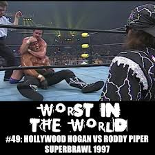 Halloween Havoc 1999 Hulk Hogan by The Wrestling Section Worst In The World Hollywood Hogan Vs