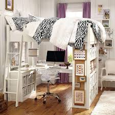 Save Space Bed Wooden Queen Size Loft Bed With Desk U2013 Home Improvement 2017