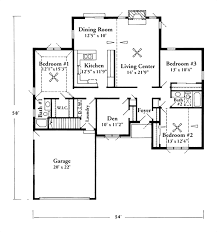 House Plans 3000 Sq Ft 3 Bedrooms 1 Story 2201 2700 Square Feet Amazing House Plans 13