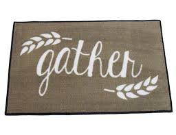 Holiday Doormat 2 U0027 X 3 U0027 Harvest Gather Holiday Doormat Floormatshop Com