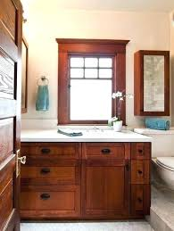craftsman style bathroom ideas craftsman style bathroom catchy arts and crafts bathroom lighting