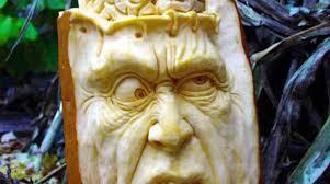 tiki pumpkin carving ideas how to carve astounding art pumpkins make