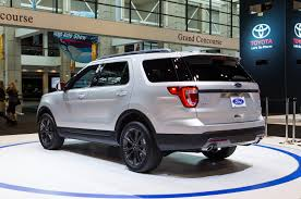 ford explorer package 2017 ford explorer adds xlt sport appearance package