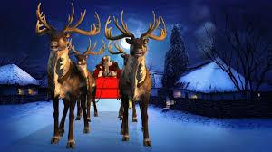 santa s sleigh digital download