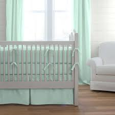 Green Elephant Crib Bedding Nursery Beddings Coral And Mint Room As Well As Mint Rooms Also