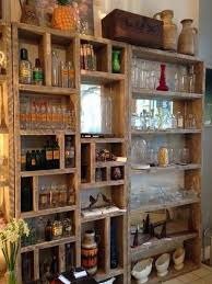 How To Make A Wood Shelving Unit by The 25 Best Pallet Shelves Ideas On Pinterest