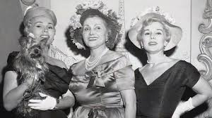 Za Za Gabor Zsa Zsa Gabor One Of The First Celebutantes Is Dead At 99