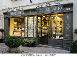 shop italy shop window cosmetics stock images royalty free images vectors