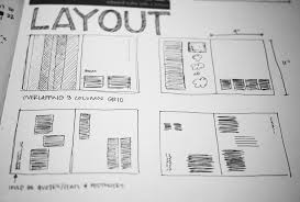 layout techniques definition the grid system building a solid design layout interaction design