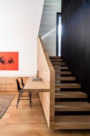 U Stairs Design U House Ronnie Alroy Architects L U0027escalier Pinterest