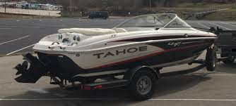 tracker tahoe q4 boats for sale