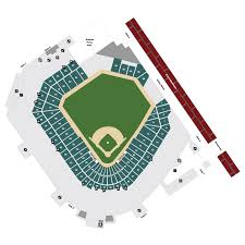 Mlb Map Oriole Park Map Baltimore Orioles