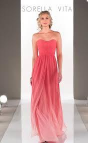bridesmaid dresses coral coral dress bridesmaid 100 images coral bridesmaid dresses