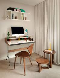 furniture small office design with curtain ideas and accent