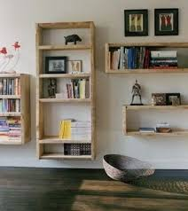 living room wooden wall mounted shelving units regarding best 25