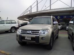 mitsubishi uae long term wrap up vivek u0027s mitsubishi pajero says goodbye drive