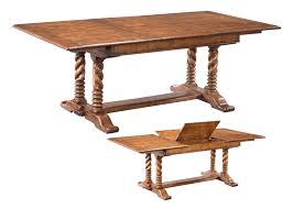 linden solid oak dining room furniture extending dining solid oak