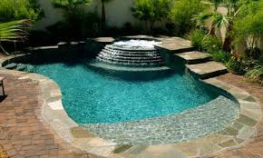 small pools and spas spa pool spool spool with walk in beach entry for the home