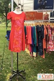 outdoor craft show lighting portable clothing display racks