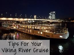 vacations how to plan for your viking river cruise