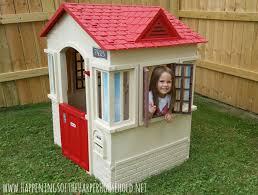 Playhouse Design Simple Little Tikes Cottage Playhouse Room Ideas Renovation