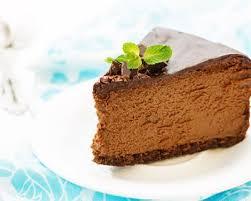cuisine facile sans four recette gâteau au chocolat sans cuisson facile rapide