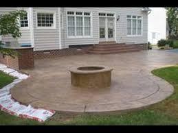 Backyard Cement Ideas Concrete Patio Ideas Concrete Patio Ideas And Pictures