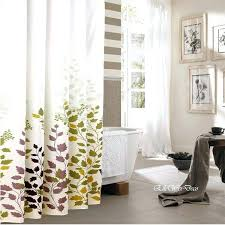 Autumn Colored Curtains Product Image Autumn Shower Curtain Hooks Cheap Fall Shower