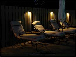 outdoor fence lighting ideas outdoor accent lighting ideas amazing fence lights with outdoor