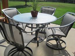 Replacement Glass For Patio Table Hampton Bay Outdoor Table Replacement Tile Outdoor Designs