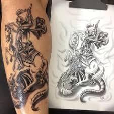 st george tattoo tattoos pinterest tattoo tatto and tattoo