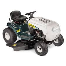 shop yard man 18 5 hp manual 42 in riding lawn mower at lowes com