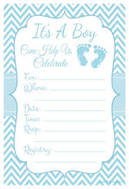 baby boy baby shower invitations blue baby boy baby shower invitations fill in