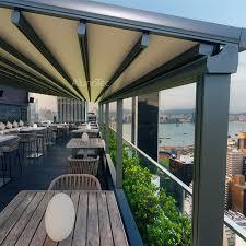 Awning Waterproofing Retractable Metal Roof Awning Retractable Metal Roof Awning