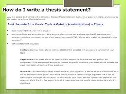Resume Examples Persuasive Essay Thesis Statement Examples General Statement  Examples For Essays chiropractic