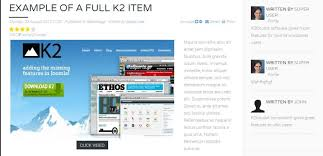 template joomla k2 k2 overrides for yootheme templates