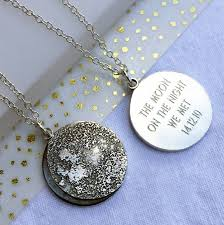 moon necklace images Personalised moon phase necklace by cari jane hakes jpg