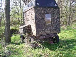 Ground Blind Plans Building Low Cost Deer Blinds Page 2 Michigan Sportsman