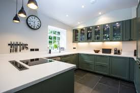 Kitchen Island Worktops Uk Corian Kitchen Worktop In Cheltenham